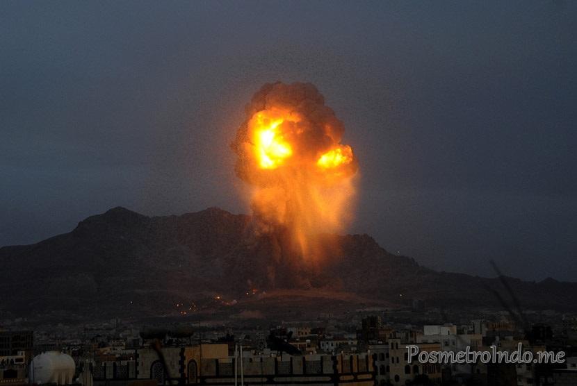 Ledakan Israel