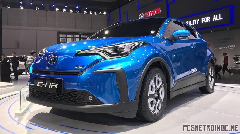 Toyota C-HR EV China