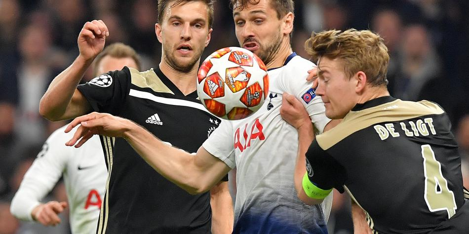 Tottenham Hotspur VS Ajax Amsterdam