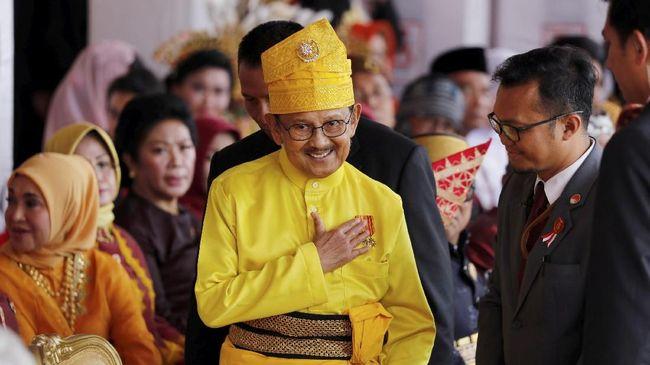 Presiden Indonesia ke-tiga, BJ Habibie