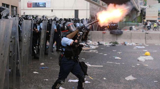 Demonstrasi Ekstradisi
