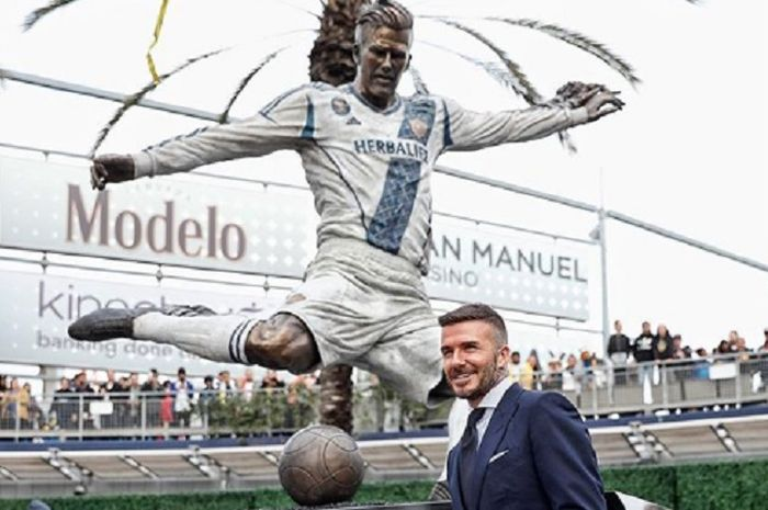 Patung Beckham